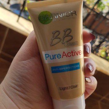 Photo of Garnier Pure Active BB Cream - Medium 50ml uploaded by Elina S.