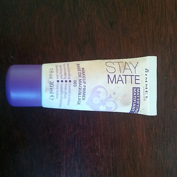 Photo of Rimmel Stay Matte Primer uploaded by Maciela R.