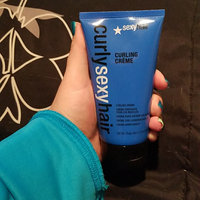 Curly Sexy Hair Curling Creme 5.1 oz uploaded by Kristi H.
