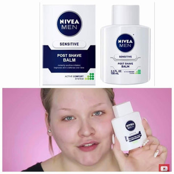 Photo uploaded to NIVEA For Men Sensitive After Shave Balm by mero B.