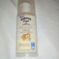 Hawaiian Tropic® Silk Hydration Oil Free SPF 30 Face Sunscreen uploaded by Caitlyn E.