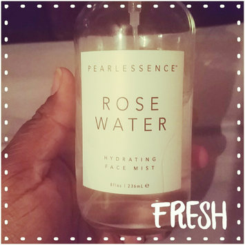 Photo of Herbivore Rose Hibiscus Coconut Water Hydrating Face Mist 4 oz uploaded by Sheena H.