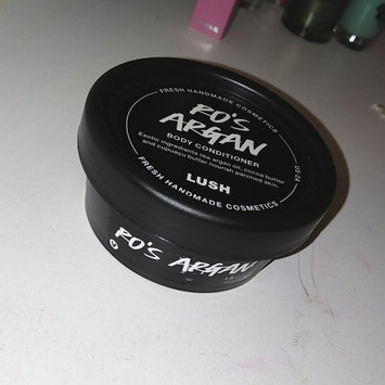 Photo of LUSH Ro's Argan Body Conditioner uploaded by Andrea S.