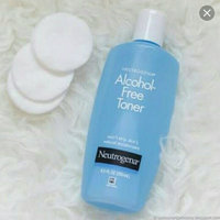 Neutrogena® Alcohol Free Toner uploaded by Kari K.