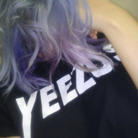 Manic Panic Semi Permanent Hair Color Cream - Electric Amethyst 4 oz. uploaded by Katherine R.