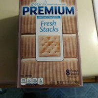 Nabisco Premium Original Fresh Stacks Saltine Crackers uploaded by Lisa M.