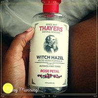 Thayers Witch Hazel Aloe Vera Formula Organic Astringent - Lavender Mint, 12 oz uploaded by Ja'Nae L.