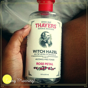 Photo of Thayers Lavender Mint Witch Hazel Astringent uploaded by Ja'Nae L.