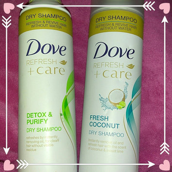 Photo of Dove Detox And Purify Dry Shampoo uploaded by Katie H.