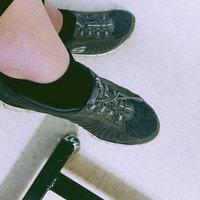 Skechers Women's Gratis Hit It Big Memory Foam Slip On Sneakers (Gray/White/Aqua) - 8.5 M uploaded by Toby-Jeanne A.