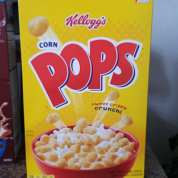 Photo of Kellogg's Corn Pops Cereal uploaded by Toni Marie D.