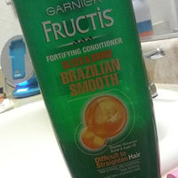 Garnier Fructis Sleek & Shine Brazilian Smooth Conditioner uploaded by Brandi P.