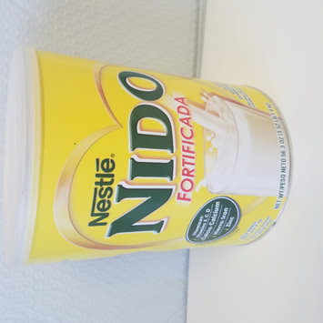 Photo of Nestlé NIDO Fortificada Dry Milk 56.3 oz. Canister uploaded by Mary O.