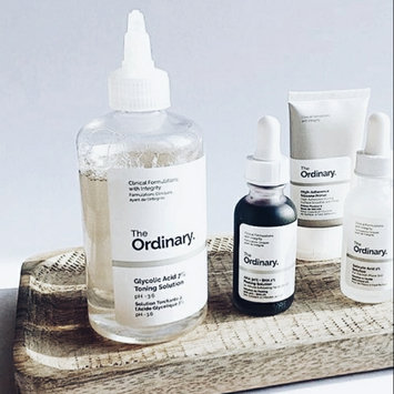 Photo of The Ordinary Glycolic Acid 7% Toning Solution uploaded by Frankie E.