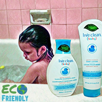 Photo of Live Clean Baby - Tearless Shampoo & Wash uploaded by Nichole H.
