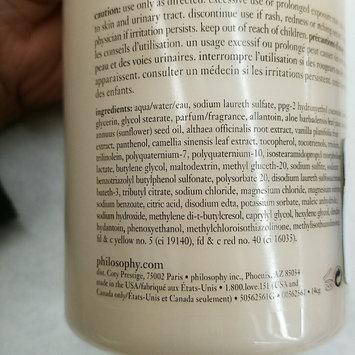 Photo of philosophy Crispy Marshmallow Bars 3 in 1 - 16 oz. uploaded by Brittney B.