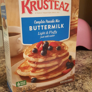 Photo of Krusteaz Buttermilk Complete Pancake Mix uploaded by Rori L.