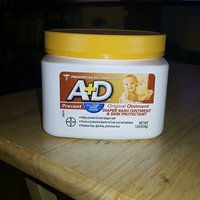 A+D® Original Diaper Rash Ointment & Skin Protectant 1 lb. Tub uploaded by Marajoan G.