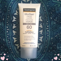 Neutrogena® Ultra Sheer® Dry-Touch Sunscreen Broad Spectrum SPF 55 uploaded by Samaneh N.