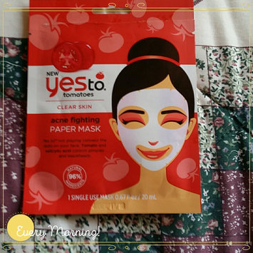 Photo of Yes To Tomatoes Acne Fighting Paper Mask uploaded by Maria G.