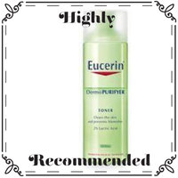 Eucerin Dermo Purifyer Toner uploaded by mero B.