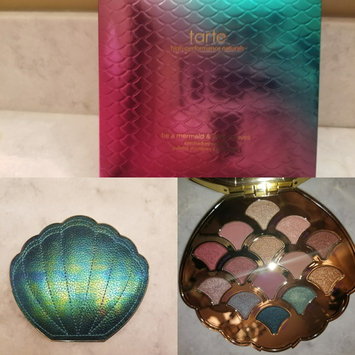 Photo of tarte Be A Mermaid & Make Waves Eyeshadow Palette uploaded by Kelly M.