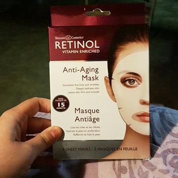 Photo of Retinol Anti-Aging Sheet Mask - Pack of Five - Women uploaded by Amanda B.