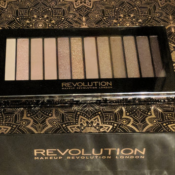 Photo of Makeup Revolution Redemption Eyeshadow Palette Iconic 3 uploaded by Kayleigh K.