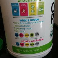 Orgain Organic Creamy Chocolate Fudge Plant Based Protein Powder - 16.32 oz uploaded by Emilee H.