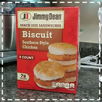 Jimmy Dean Biscuit Sandwiches Sausage, Egg & Cheese - 8 CT uploaded by Joy H.