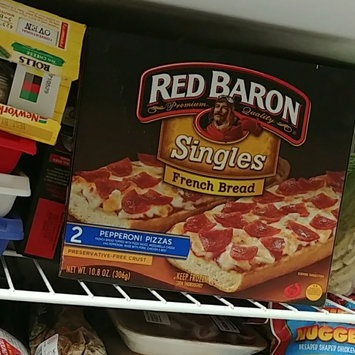 Photo of Red Baron Singles French Bread Pizzas Pepperoni - 2 CT uploaded by Joy H.
