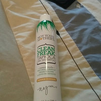 Not Your Mother's® Clean Freak™ Tapioca Dry Shampoo uploaded by Kristin K.