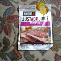 Weber Just Add Juice Marinade Mix Teriyaki uploaded by Carrie S.