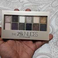Maybelline The 24K Nudes™ Eyeshadow Palette uploaded by Tara M.
