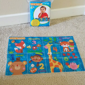 Photo of Neat Solutions Table Topper - 60 count uploaded by Mariya P.