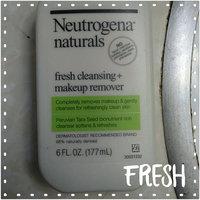 Neutrogena® Neutrogena® Naturals Fresh Cleansing + Makeup Remover uploaded by Lisa M.