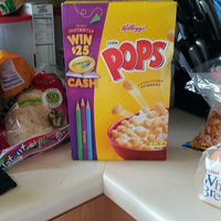 Kellogg's Corn Pops Cereal uploaded by Erica S.