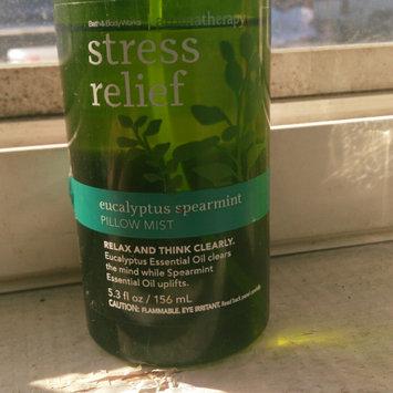 Photo of Bath Body Works Bath and Body Works Aromatherapy Eucalyptus Spearmint Stress Relief Pillow Mist 5.3 oz uploaded by Shannon F.