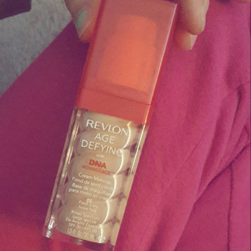 Photo of Revlon Age Defying With DNA Advantage Cream Makeup SPF 20 uploaded by Meg M.