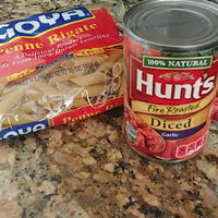 Hunt's 100% Natural Fire Roasted with Garlic Diced Tomatoes uploaded by Tracy T.
