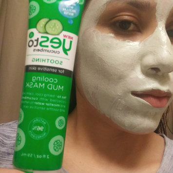Photo of Yes To Cucumbers Cooling Mud Mask uploaded by Melissa B.