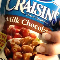 Ocean Spray Craisins Dried Cranberries Milk Chocolate uploaded by Jordana M.