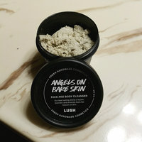 LUSH Angels on Bare Skin Face and Body Cleanser uploaded by Megan G.