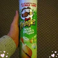 Pringles® Sour Cream & Onion Potato Crisps 7.1 oz. Canister uploaded by Hadeer m.