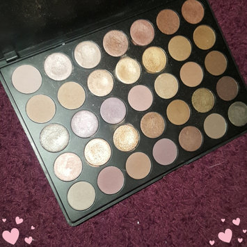 Photo of Morphe 35T - 35 Color Taupe Eyeshadow Palette uploaded by Lucy S.