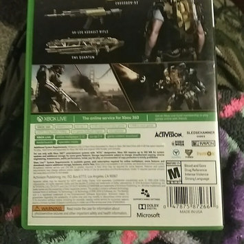 Photo of Activision Call of Duty: Advanced Warfare Day Zero Edition (Xbox 360) uploaded by Shalee G.