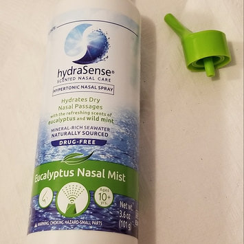 Photo of HydraSense® Hypertonic Nasal Spray Eucalyptus Nasal Mist 3.6 oz. Box uploaded by naf C.