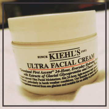 Photo of Kiehl's Since 1851 Ultra Facial Cream uploaded by Stephanie K.