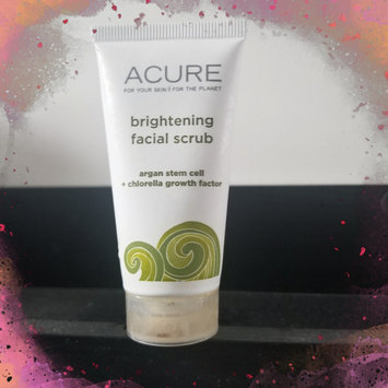 Photo of Acure Organics Brightening Facial Scrub uploaded by Janet P.