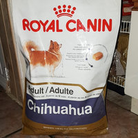 Royal CaninA Chihuahua 28TM Adult Dog Food uploaded by Krista M.